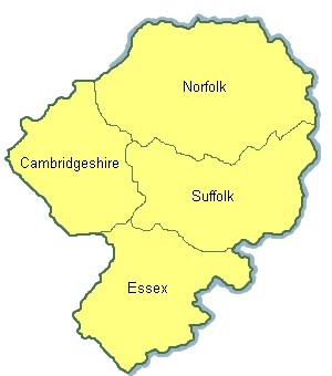 Cleaning in East Anglia